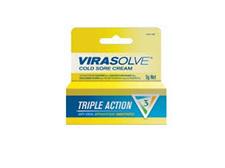 VIRASOLVE Cold Sore Cr. 5g