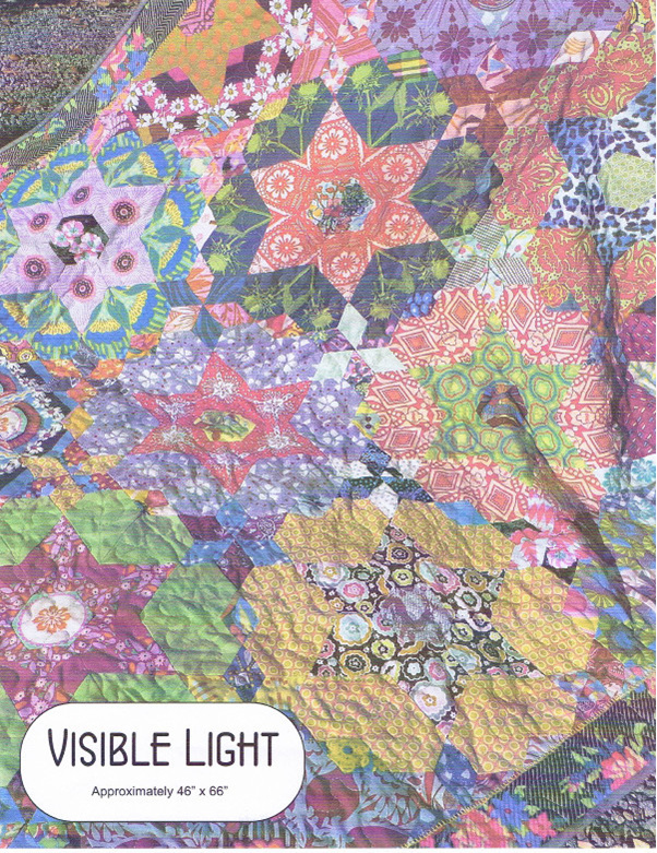 Visible Light Pattern Fabric By Three