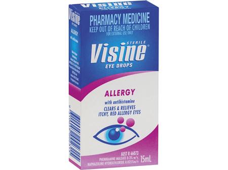 VISINE Allergy Eyedrops - 15ml