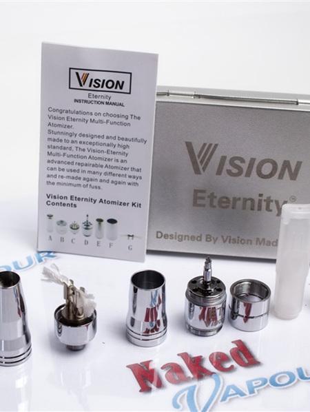 Vision Eternity Rebuildable Atomizer Kit
