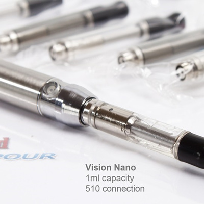 Vision Nano Clearomizer - DISCONTINUED