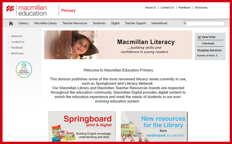 Visit Macmillan Primary to buy online