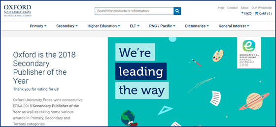 Visit oup.com.au to buy Oxford University Press resources online