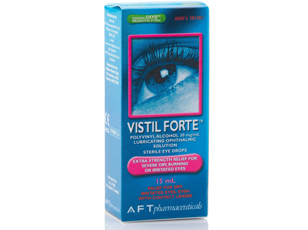 Vistil Forte Eye Drops 15ml