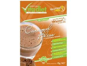 VITA DIET Caramel Shake Single