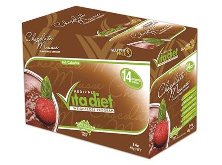 Vita Diet Chocolate Dessert