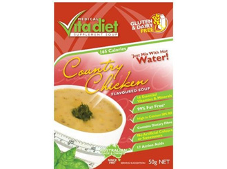 VITA DIET Cntry Chicken Soup Single