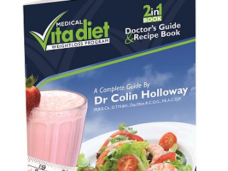 Vita Diet Guide Book