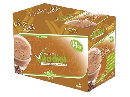 Vita Diet Iced Coffee Shake