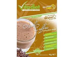 VITA DIET Iced Coffee Shake Single