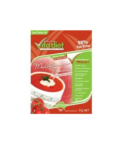 VITA DIET Med. Tomato Soup Single