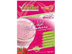 VITA DIET Strawberry Shake Single