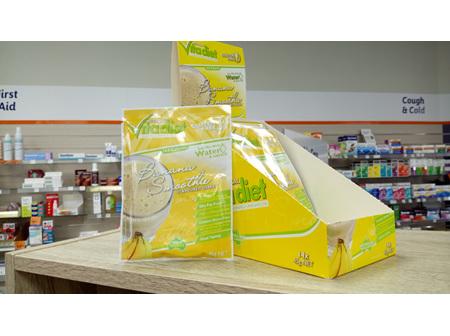 Vita Diet Supplement Shake Banana Smoothie 45g