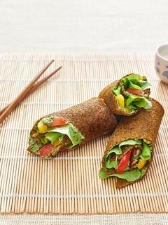 Vitality Wraps  Carrot & Cumin (4 pack)
