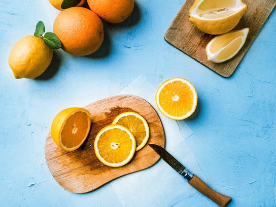 Vitamins & Herbs keep colds away