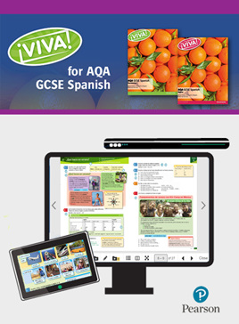 Viva! AQA GCSE ActiveLearn Digital Service International Subscription