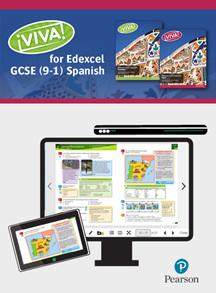 Viva! Edexcel GCSE ActiveLearn Digital Service International Subscription