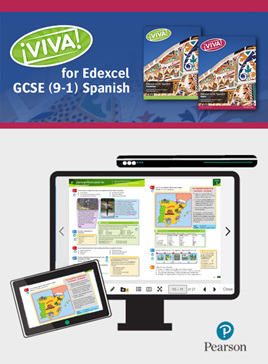 Viva! Edexcel GCSE ActiveLearn Digital Service International Subscription