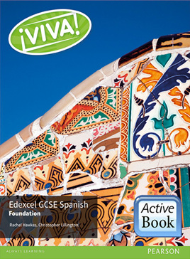 Viva! Edexcel GCSE Spanish Foundation ActiveBook International Subscription