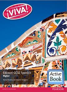 Viva! Edexcel  GCSE Spanish Higher ActiveBook International Subscription
