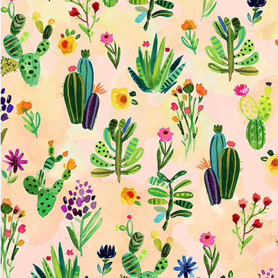 Viva Mexico - Cacti