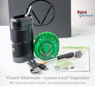 Vivant Alternate - Loose Leaf Vaporizer