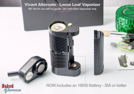 Vivant Alternate - Loose Leaf Vapourizer
