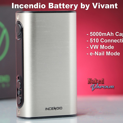 Vivant Incendio™ Battery - 5000mAh