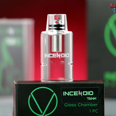 Vivant Incendio Tank - Replacement Glass Chamber