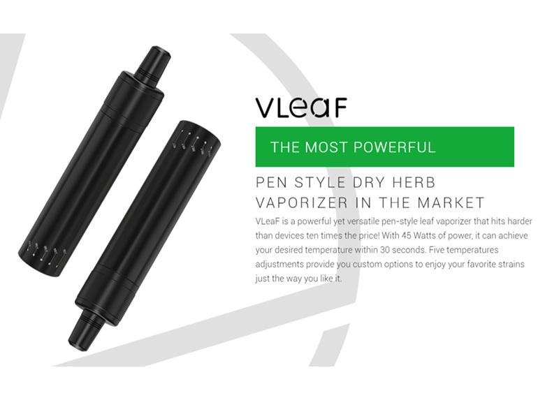 Vivant VLeaf - Loose Leaf Vaporizer