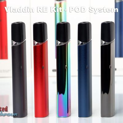 Vladdin RE Kit - POD System