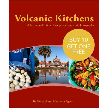 Volcanic Kitchens - Buy 10, get 1 free