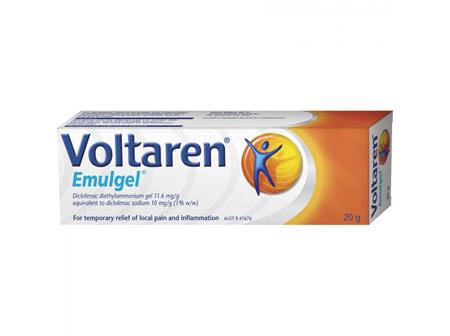 VOLTAREN EMULGEL 1.16% 150G