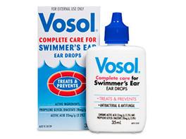 VOSOL Ear Drops 35ml