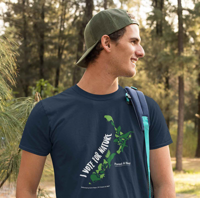Vote for Nature T-Shirt