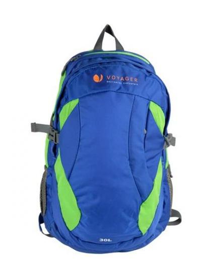 Voyager Colorado BackPack 30L Lime/Blue