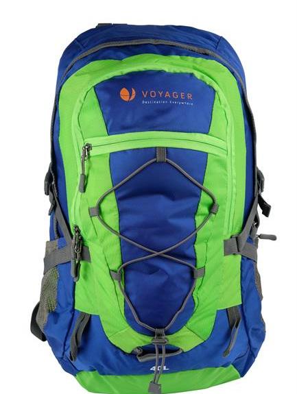 Voyager Colorado BackPack 40L Lime/Blue