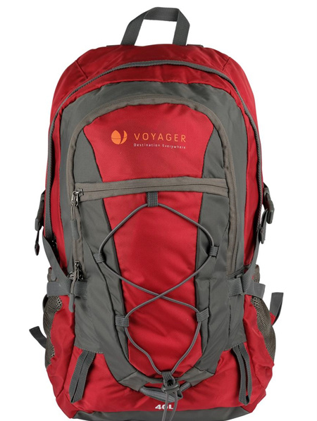 Voyager Colorado BackPack 40L Red