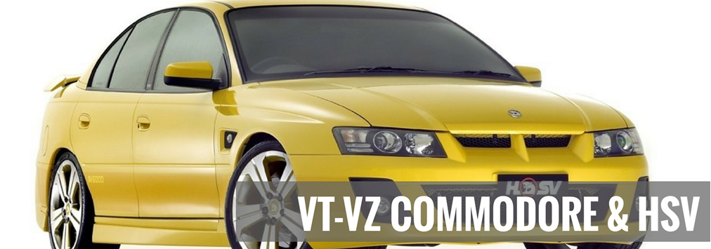 VT-VZ Commodore & HSV