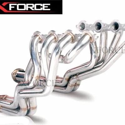 "VT-VZ Stainless Steel X-Force 3"" Headers"