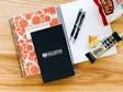 VUW Notebook Black/White
