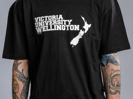VUW Wellington Tee