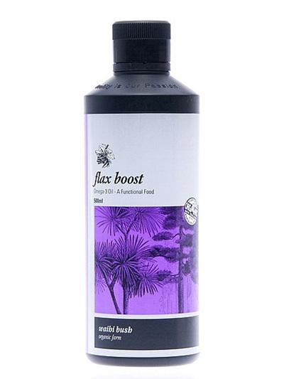 Waihi Bush Flax Boost 250ml