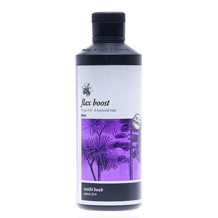 Waihi Bush Flax Boost 500ml