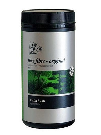 Waihi Bush Flax Fibre - Original 550gm