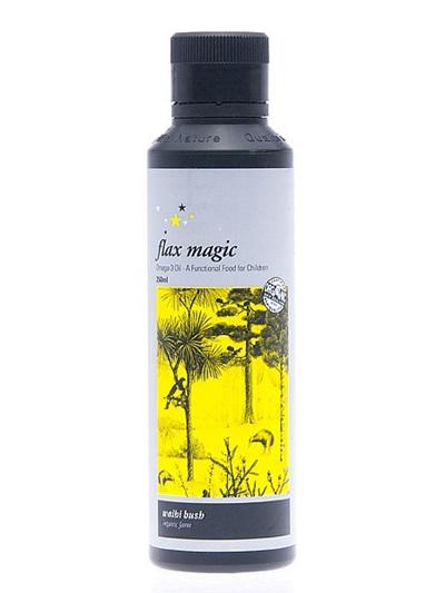 Waihi Bush Flax Magic for Children 250ml