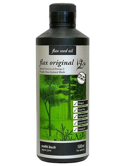 Waihi Bush Flax Original 250ml