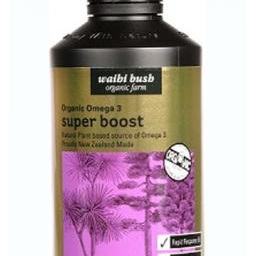 Waihi Bush Flax Superboost Oil 500ml