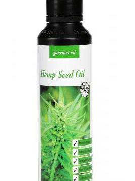 Waihi Bush Hemp Seed Oil 250ml
