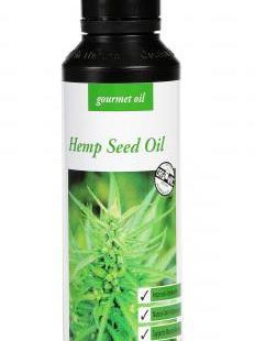 Waihi Bush Organic Hemp Seed Oil - 250ml